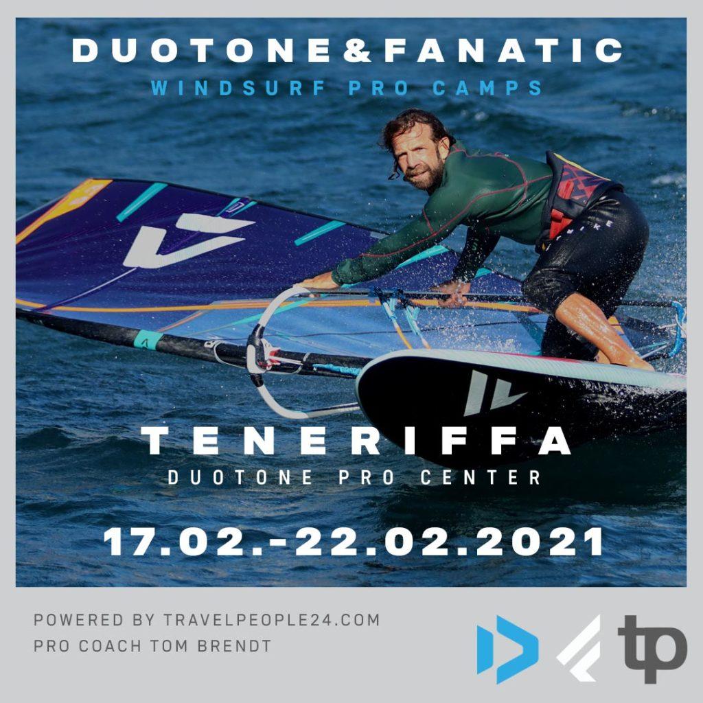 Travel People Tom Brendt Camp Tenerife